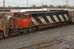 CN 5546 on CSX Q393-29