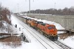 BNSF 5929 on CSX N859-11