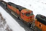 BNSF 8983 on CSX Q393-13