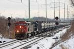 CN 5510 on CSX K693-01