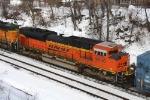BNSF 9330 on CSX Q393-02