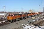 BNSF 5392 on CSX Q393-05