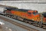 BNSF 4439 on CSX Q380-30