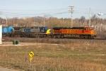 BNSF 4059 on CSX Q380-04