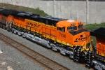 BNSF 7836 on CSX Q393-13