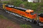 BNSF 7839 on CSX Q393-15