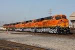 BNSF 7844 on CSX Q393-20