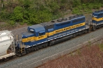 DME 6076 on CSX K636-23