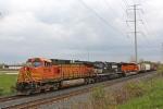 BNSF 5370 on CSX S393-30
