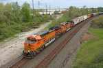 BNSF 5207 on CSX S393-06