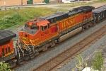 BNSF 4748 on CSX Q393-30