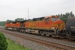 BNSF 4983 on CSX Q393-13