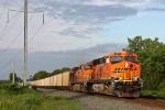 BNSF 6173 on CSX N859-12