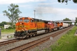 BNSF 4100 on CSX Q393-14