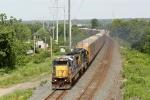 CSX 7524 on CSX Q281-21