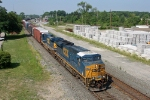 CSX 755 on CSX Q364-06