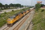 UP 5164 on CSX Q091-07