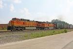 BNSF 4958 on CSX Q380-07