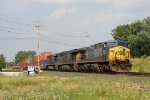 CSX 460 on CSX Q123-07