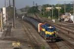 ICE 6437 on CSX K632-09