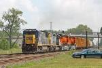 CSX 7617 on CSX Q393-13