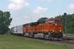 BNSF 7329 on CSX Q380-13