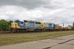 CSX 6445 on CSX BO38-20