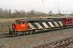 CN 5558 on CSX Q381-05