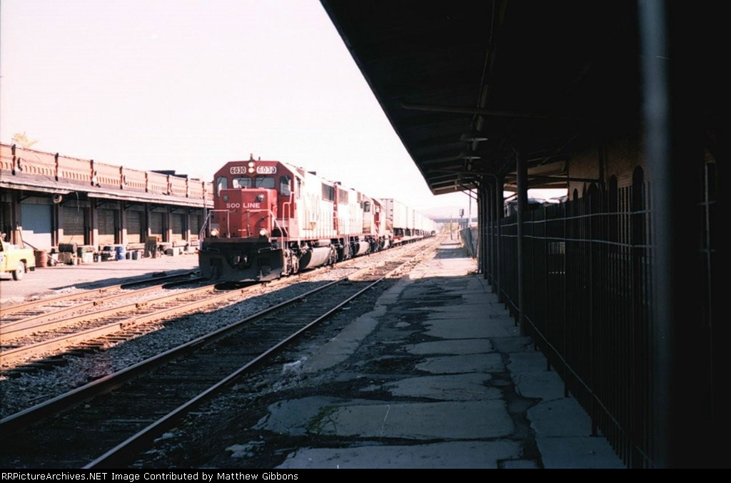CP Westbound-Date Approximate
