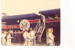 America Freedom Train at Scranton Lackawanna Station