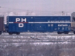 1125-03 Port Huron & Detroit PHD 2062 at Minn Transfer MTFR Raymond Ave Yard