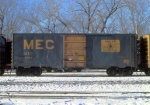 1130-06 MEC 5101 at C&NW Cedar Lake Yard