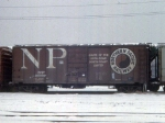 1131-16 NP 25549 at BN Lyndale Yard