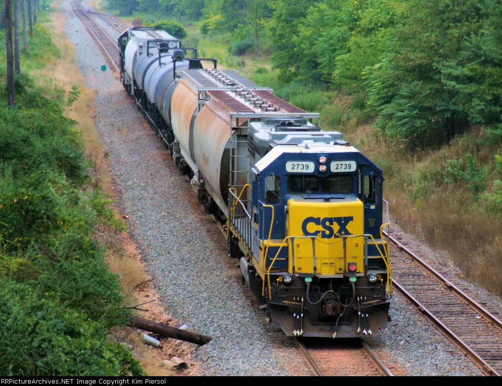 CSX 2739 C770 Push-Pull