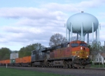 BNSF 4999 22V