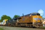 UP 7833 NS Train 214