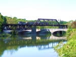 BDRV 8142 Crossing Ex-CNJ Lehigh River Bridge
