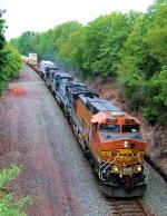BNSF 4787 NS Train I12