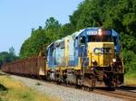 "CSX 2335 GP40 Slug W018 ""Welded Rail"""