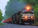 "NS 9084 NS Train 920 ""Stone Loads"""