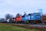 NS 6731 DME 6095 NS 6699 NS 68Q Ethanol Loads