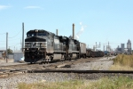 NS 9393, southbound NS 301