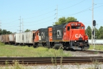 IC 9571, southbound CN L55091-28