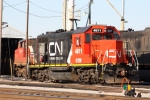 GTW 4611 in the CN Decatur Yard