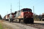 CN 2225, northbound CN train A43171-15
