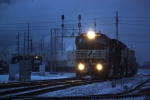 NS 6765, southbound NS 21T