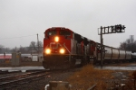 CN 8834, northbound CN train A43171-10