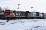 IC 9564 and GTW 5817