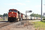 CN 2236, northbound CN train A43171-24