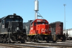IC 3129, GTW 5859, and CN 5770